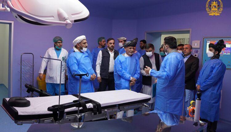 بیمارستان 200 بستر در ولابت قندهار
