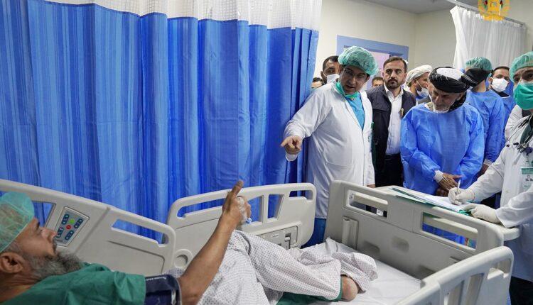 بیمارستان 200 بستر در ولابت قندهار 4 min
